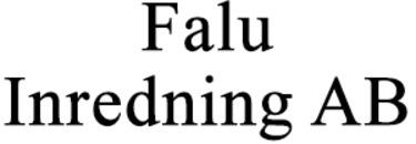Falu Inredning AB logo
