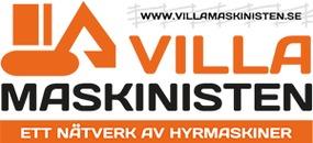 Villamaskinisten Pålsboda logo