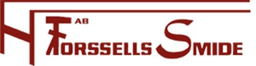 Forssells Smide logo