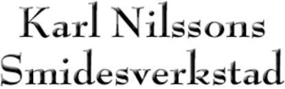 Nilsson Karl Smidesverkstad AB logo