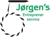 Jørgen's Entreprenørservice logo