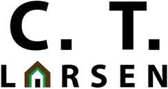 CT Larsen Tømrer & Snedker logo