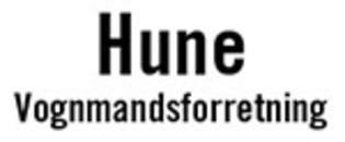 Hune Vognmandsforretning logo