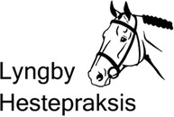 Lyngby Hestepraksis v/Henrik Bo Hansen logo