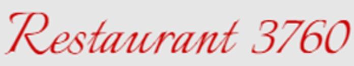 Restaurant 3760 v/Jon Andersen logo