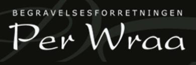 Begravelsesforretningen Per Wraa ApS logo