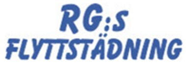 RG:s Flyttstädning logo