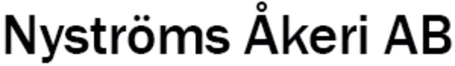 Nyströms Åkeri AB logo