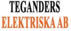 Teganders Elektriska AB logo