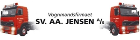 Svend Aage Jensen A/S logo