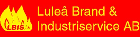Luleå Brand- & Industriservice AB logo