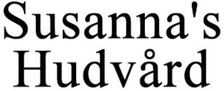 Susanna's Hudvård logo