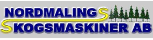Nordmalings Skogsmaskiner AB logo