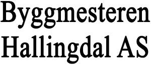 Byggmesteren Hallingdal AS logo