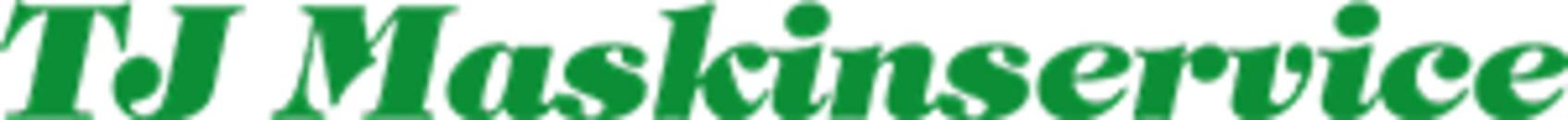 TJ Maskinservice logo