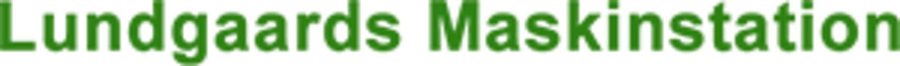 Lundgaards Maskinstation logo