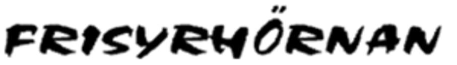 Frisyrhörnan Norrköping logo