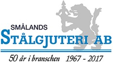 Smålands Stålgjuteri AB logo