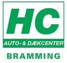 HC Auto- & Dækcenter A/S logo