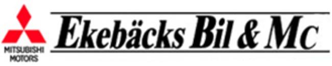 Ekebäcks Bil AB logo