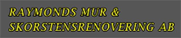 Raymonds Mur & Skorstensrenovering AB logo