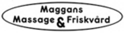 Maggans Massage & Friskvård logo