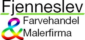 Fjenneslev Farvehandel og Malerfirma logo