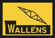 Walléns Mobilkranar, AB logo