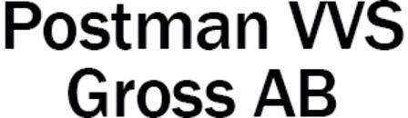 Postman VVS Gross AB logo