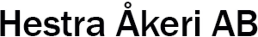 Hestra Åkeri AB logo