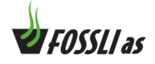 Fossli AS logo