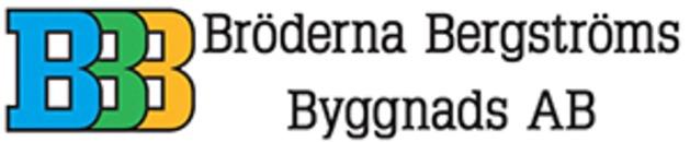 Bröderna Bergströms Byggnads AB logo
