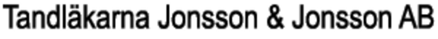 Tandläkarna Jonsson & Jonsson AB logo