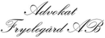 Advokat Fryelegård AB logo