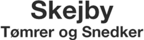Skejby Tømrer og Snedker logo