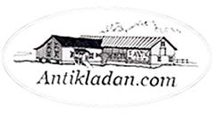 Johan Engbergs Antik - Antikladan logo