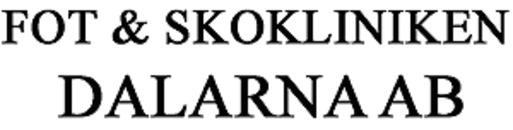 Fot & Skokliniken Dalarna AB logo