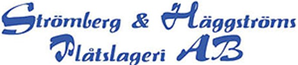 Strömberg o. Häggströms Plåtslageri AB logo