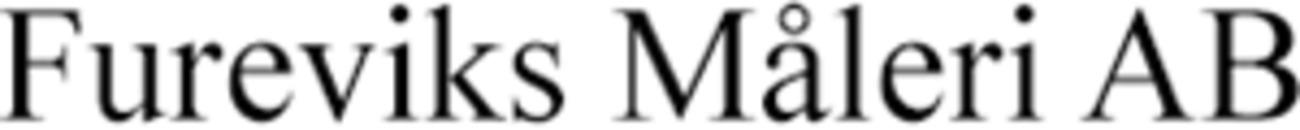 Fureviks Måleri AB logo