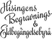 Hisingens Begravnings- & Eldbegängelsebyrå logo