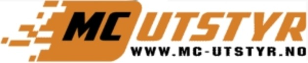 MC-utstyr logo