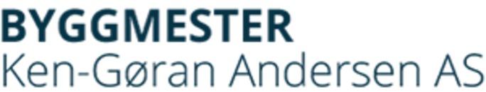 Byggmester Ken-Gøran Andersen AS logo