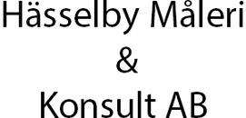Hässelby Måleri & Konsult AB logo