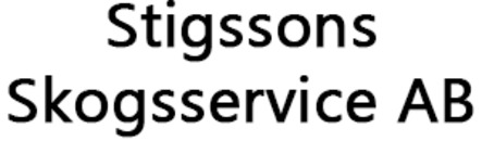 Stigssons Skogsservice AB logo