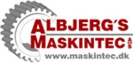 Albjerg's Maskintec A/S logo