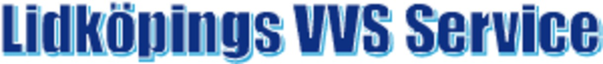 Lidköpings VVS Service logo
