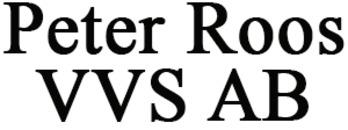 Peter Roos VVS AB logo