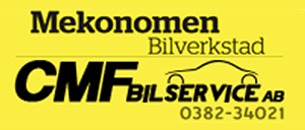 C M F-Bilservice AB logo