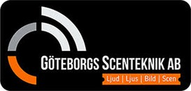 Göteborgs Scenteknik AB logo