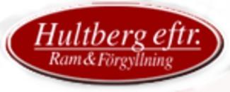 Hultbergs Eftr. Ram & Förgyllning AB logo